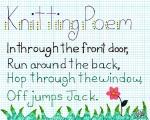 KnittingPoem